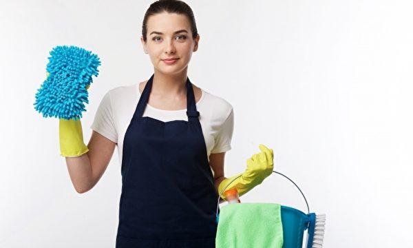 家事代行の女性