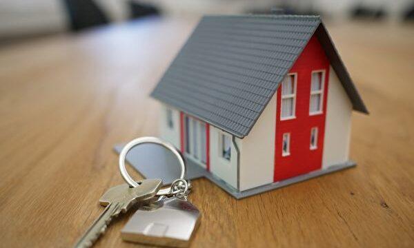 小さい家とカギ