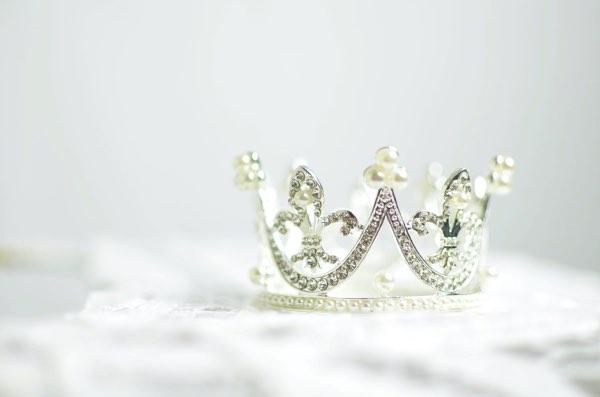小さい王冠