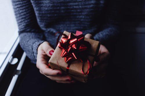 小さいプレゼント