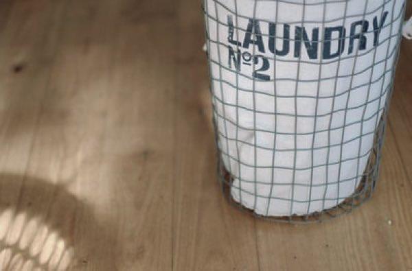 洗濯物かご